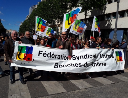 Demo-Meeting du 22 juin 2017 à 18H Place de la Joliette – Marseille
